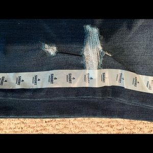 Size 4short Old navy jeans girl